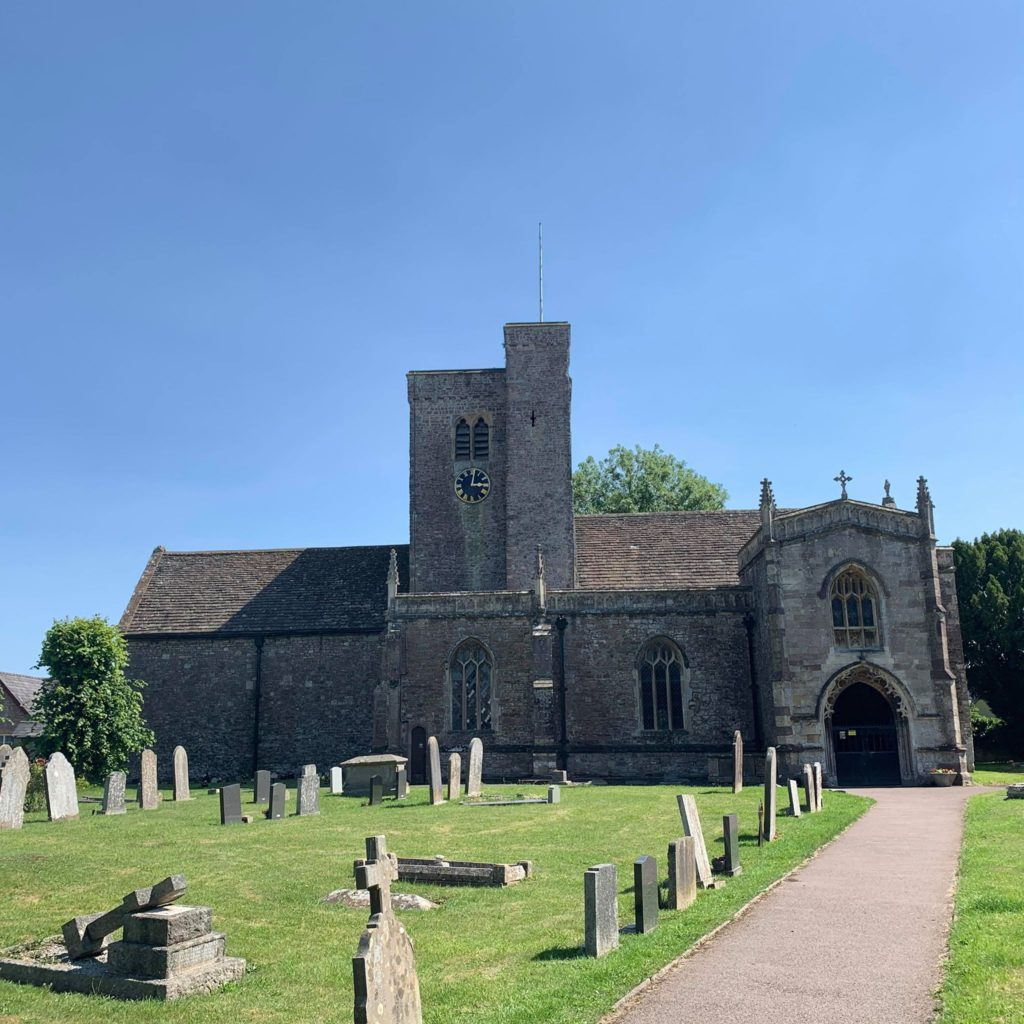 St Mary's, Magor